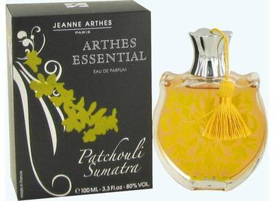 Essential Patchouli Sumatra for Women by Jeanne Arthes EDP Spray 3.3 oz - Discount Fragrance at Cosmic-Perfume
