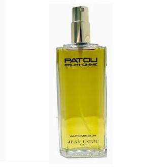 Patou pour Homme for Men by Jean Patou After Shave Spray 3 oz (Tester) - Discount Fragrance at Cosmic-Perfume