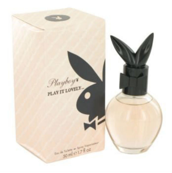 Playboy Play It Lovely for Women by Coty EDT Spray 1.7 oz (New in Box) - Discount Fragrance at Cosmic-Perfume