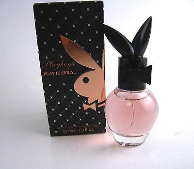 Playboy Play It Spicy for Women by Coty EDT Spray 1.0 oz  (New in Box) - Cosmic-Perfume