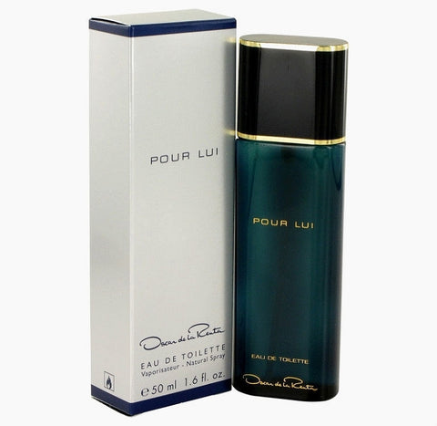 Oscar de la Renta Pour Lui for Men EDT Spray 1.6 oz - Discount Fragrance at Cosmic-Perfume