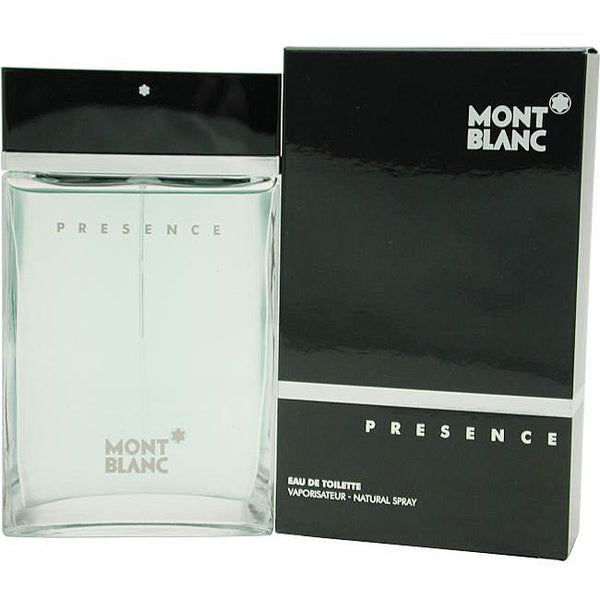 Presence pour Homme for Men by Mont Blanc EDT Spray 2.5 oz - Discount Fragrance at Cosmic-Perfume