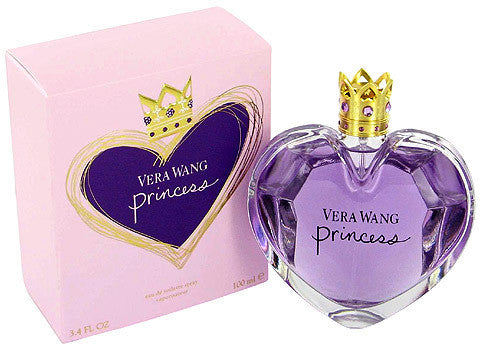 Princess for Women by Vera Wang EDT Spray 3.4 oz (New in Sealed Box) - Cosmic-Perfume