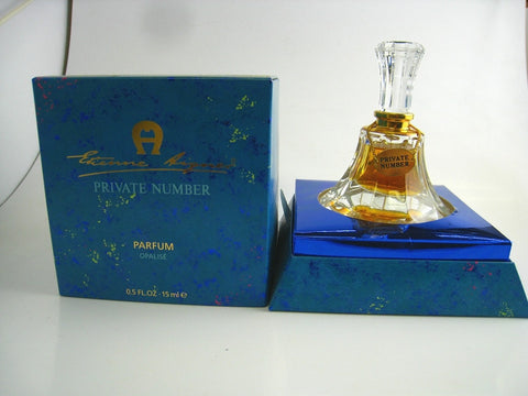 Private Number Opalisee for Women by Etienne Aigner Pure Perfume 0.50 oz - Cosmic-Perfume