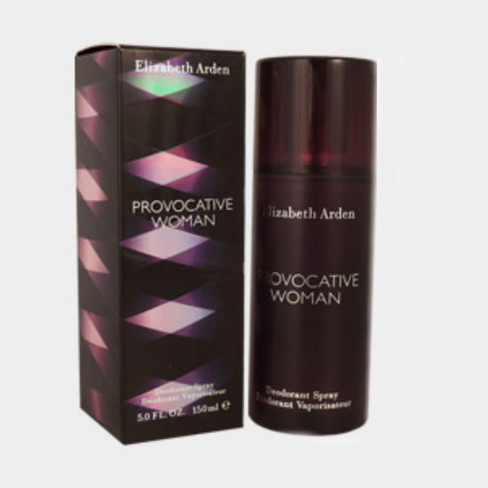 Provocative for Women by Elizabeth Arden Deodorant Spray 5.0 oz - NEW IN BOX - Cosmic-Perfume