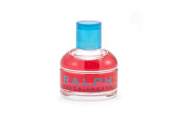 Ralph Wild for Women by Ralph Lauren EDT Miniature Splash 0.23 oz (Unboxed) - Discount Fragrance at Cosmic-Perfume