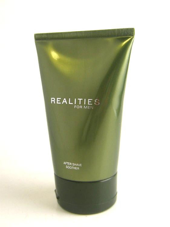 Realities for Men by Realities Cosmetics After Shave Soother 4.2 oz - Cosmic-Perfume