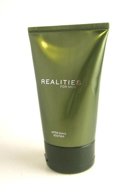 Realities for Men by Realities Cosmetics After Shave Soother 4.2 oz - Discount Bath & Body at Cosmic-Perfume