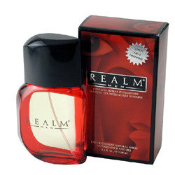 Realm for Men by Erox Cologne Spray 1.7 oz - Discount Fragrance at Cosmic-Perfume