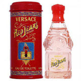 Red Jeans for Women by Versace EDT Splash Miniature 0.25 oz - Discount Fragrance at Cosmic-Perfume