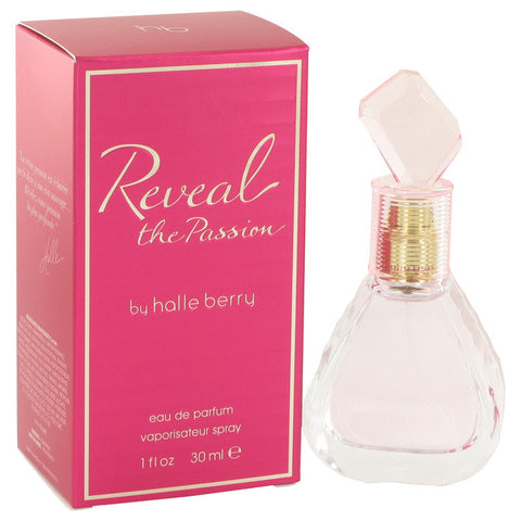 Reveal The Passion for Women by Halle Berry EDP Spray 1.0 oz (New in Box) - Discount Fragrance at Cosmic-Perfume