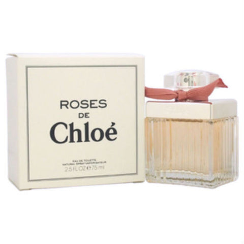 Roses de Chloe for Women by Chloe EDT Spray 2.5 oz (Tester) - Discount Fragrance at Cosmic-Perfume