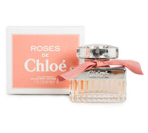 Roses de Chloe for Women by Chloe EDT Spray 1.0 oz (New in Box) - Discount Fragrance at Cosmic-Perfume