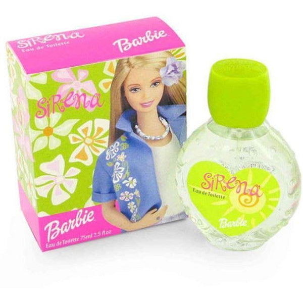 Barbie Sirena for Women by Mattel EDT Spray 2.5 oz - Cosmic-Perfume