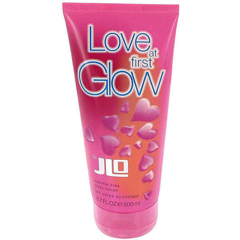Love at First Glow for Women by Jennifer Lopez Sparkle Kiss Body Lotion 6.7 oz - Cosmic-Perfume