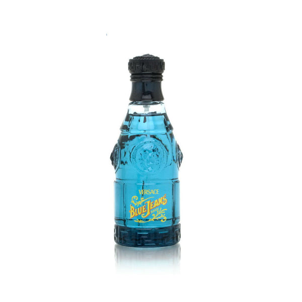 Blue Jeans for Men by Versace EDT Spray 2.5 oz (Unboxed) - Cosmic-Perfume