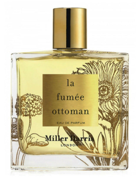 La Fumee Ottoman Unisex by Miller Harris EDP Spray 3.4 oz (Unboxed) - Cosmic-Perfume