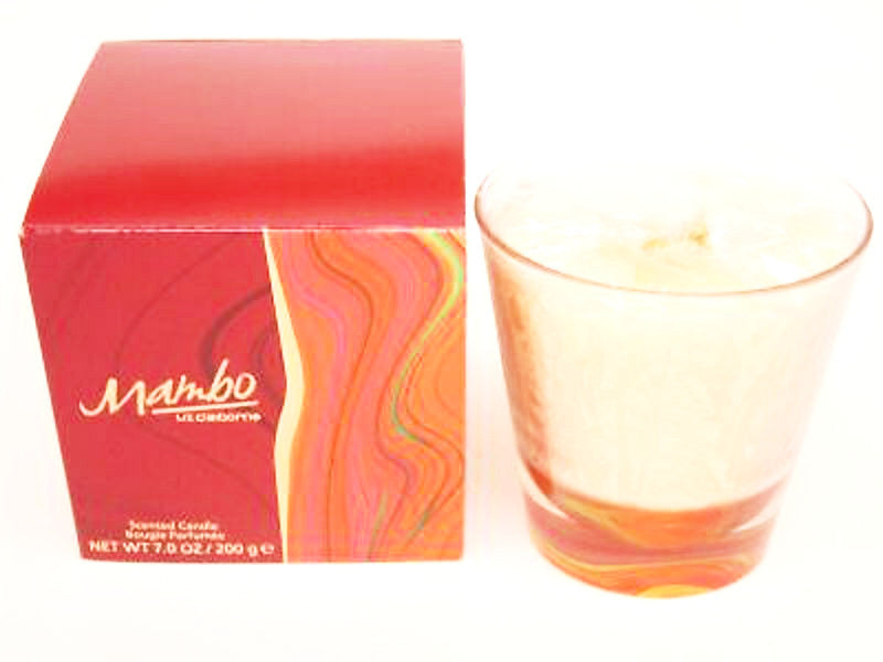 Mambo for Women by Liz Claiborne Scented Candle 7.0 oz - Cosmic-Perfume