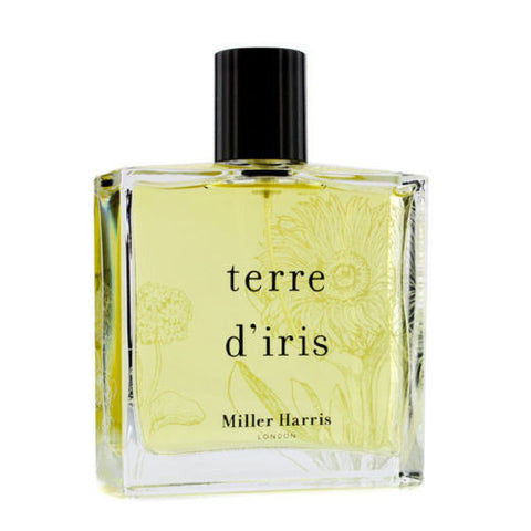 Terre D'Iris for Women by Miller Harris EDP Spray 3.4 oz (Unboxed) - Cosmic-Perfume