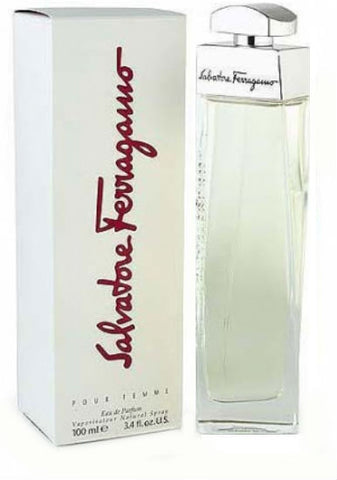 Salvatore Ferragamo for Women by Salvatore Ferragamo EDP Spray 3.4 oz - Discount Fragrance at Cosmic-Perfume