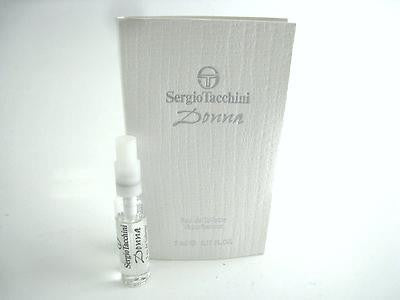 Donna for Women by Sergio Tacchini EDT Travel Sample Spray 0.17 oz - Discount Fragrance at Cosmic-Perfume