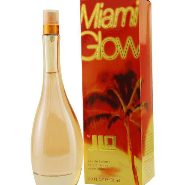 Miami Glow for Women by Jennifer Lopez EDT Spray 3.4 oz - Cosmic-Perfume