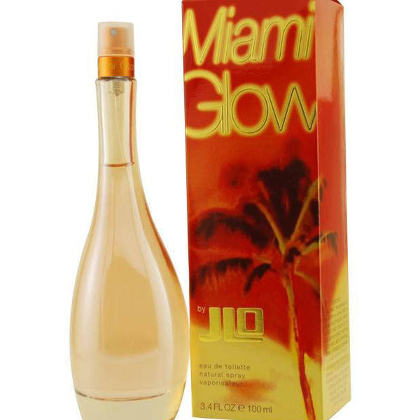 Miami Glow for Women by Jennifer Lopez EDT Spray 3.4 oz - Discount Fragrance at Cosmic-Perfume