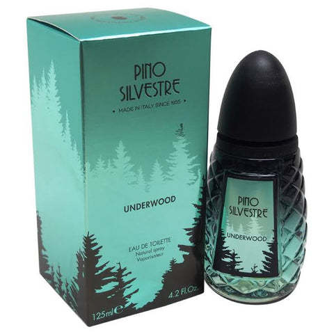 UNDERWOOD for Men by Pino Silvestre EDT Spray 4.2 oz - Discount Fragrance at Cosmic-Perfume
