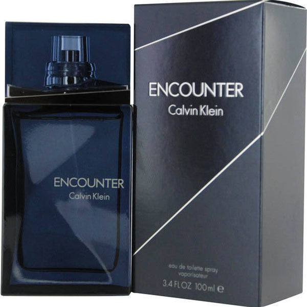 Encounter for Men by Calvin Klein EDT Spray 3.4 oz - Discount Fragrance at Cosmic-Perfume