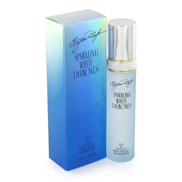 Sparkling White Diamonds Women by Elizabeth Taylor EDT Spray 1.7 oz - Discount Fragrance at Cosmic-Perfume