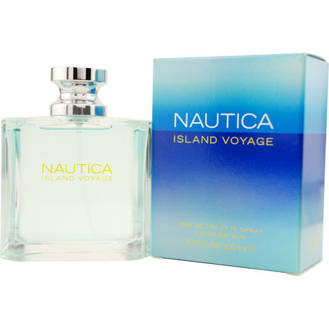 Nautica Island Voyage for Men by Nautica EDT Spray 3.4 oz - Discount Fragrance at Cosmic-Perfume
