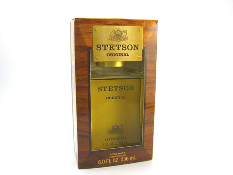 Stetson Original for Men by Coty After Shave Splash 8.0 oz - Cosmic-Perfume