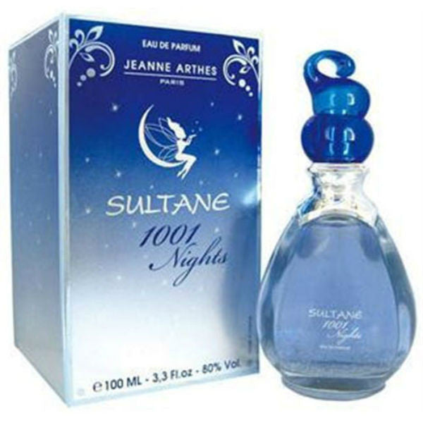 Sultane 1001 NIghts for Women by Jeanne Arthes EDP Spray 3.3 oz - Discount Fragrance at Cosmic-Perfume