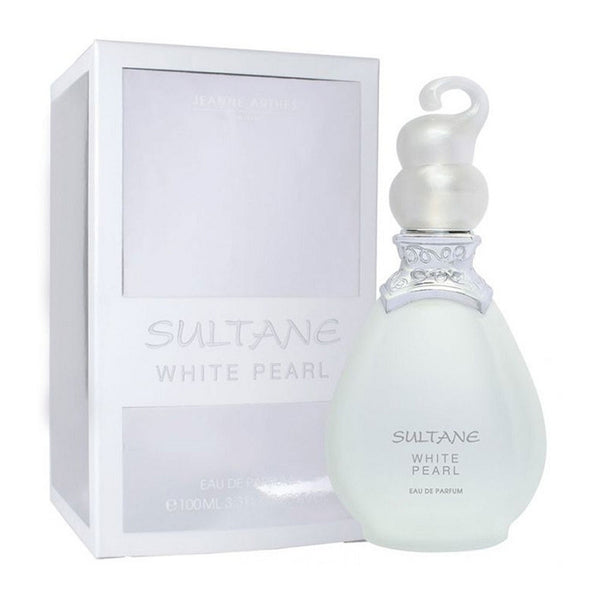 Sultane White Pearl for Women by Jeanne Arthes EDP Spray 3.3 oz - Discount Fragrance at Cosmic-Perfume