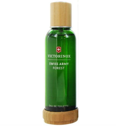 Swiss Army Forest for Men by Victorinox EDT Spray 3.4 oz (Unboxed) - Discount Fragrance at Cosmic-Perfume