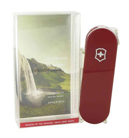 Swiss Army (Iconic Collection) for Men by Swiss Army EDT Spray 3.4 oz - Discount Fragrance at Cosmic-Perfume