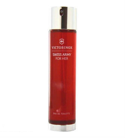 Swiss Army for Women by Victorinox EDT Spray 3.4 oz (Tester) - Discount Fragrance at Cosmic-Perfume