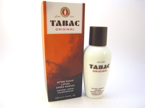 Tabac Original for Men by Maurer & Wirtz After Shave Lotion Spray 3.4 oz - Discount Bath & Body at Cosmic-Perfume
