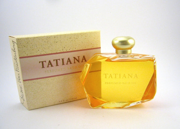 Tatiana for Women by Diane Von Furstenberg Perfumed Bath Oil 4.0 oz - Discount Bath & Body at Cosmic-Perfume