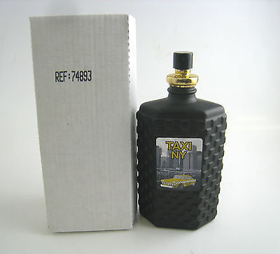 Taxi NY for Men by Cofinluxe EDT Spray 3.4 oz (Tester) - Discount Fragrance at Cosmic-Perfume