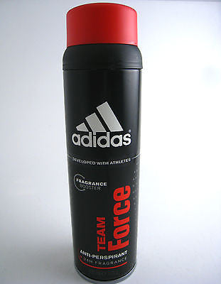 Adidas Team Force for Men Anti Perspirant Deodorant Spray 6.7 oz - Discount Bath & Body at Cosmic-Perfume