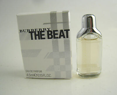 BURBERRY The Beat for Women by Burberry EDP Splash Miniature 0.15 oz - Cosmic-Perfume