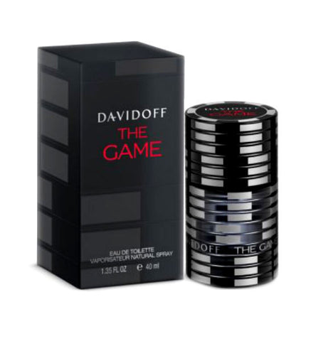 The Game  for Men by Davidoff EDT Spray 1.35 oz - Discount Fragrance at Cosmic-Perfume