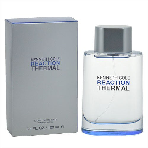 REACTION THERMAL for Men by Kenneth Cole EDT Spray 3.4 oz - Discount Fragrance at Cosmic-Perfume