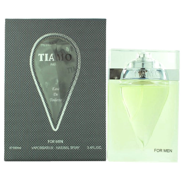TIAMO for Men by Parfum Blaze EDT Spray 3.4 oz - Discount Fragrance at Cosmic-Perfume