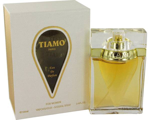 TIAMO for Women by Parfum Blaze EDP Spray 3.4 oz - Discount Fragrance at Cosmic-Perfume