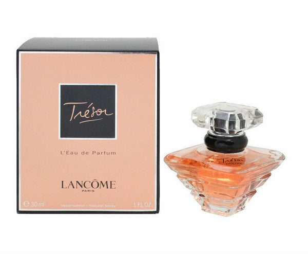 Tresor for Women by Lancome L'Eau de Parfum Spray 1.0 oz (New in Box) - Discount Fragrance at Cosmic-Perfume