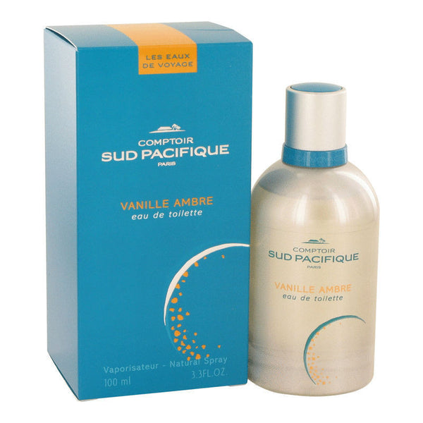 Comptoir Sud Pacifique Vanille Ambre for Women EDT Spray 3.3 oz - Cosmic-Perfume