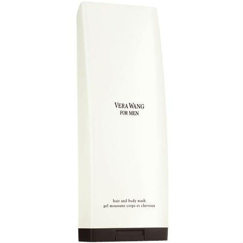 Vera Wang for Men by Vera Wang Hair & Body Wash 3.4 oz (Unboxed) - Cosmic-Perfume