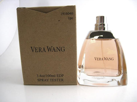 Vera Wang for Women by Vera Wang EDP Spray 3.4 oz (New in Tester Box) - Discount Fragrance at Cosmic-Perfume